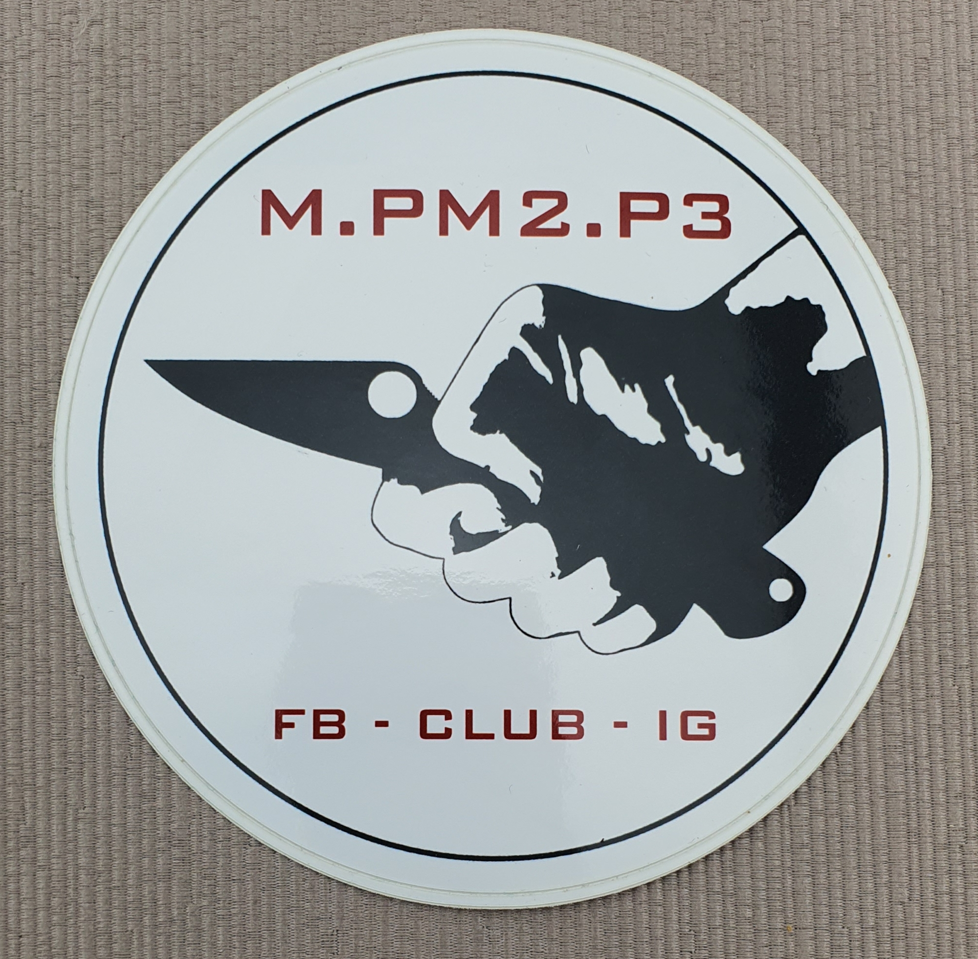 Millie PM2 sticker 1