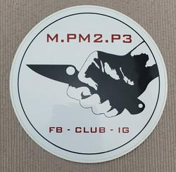 Millie PM2 sticker 1