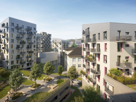 Liberečané potvrzují zájem o družstevní výstavbu, vzorový byt navštívily za první den desítky lidí
