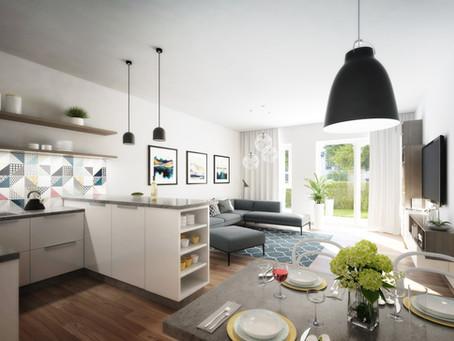 Navštivte vzorový byt na dni otevřených dveří bytového domu Oáza Liberec