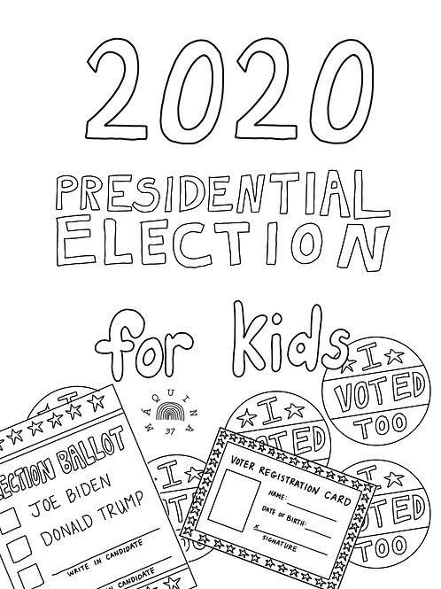 2020 Presidential Election for Kids