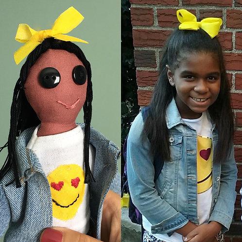 Custom Look-Alike Doll