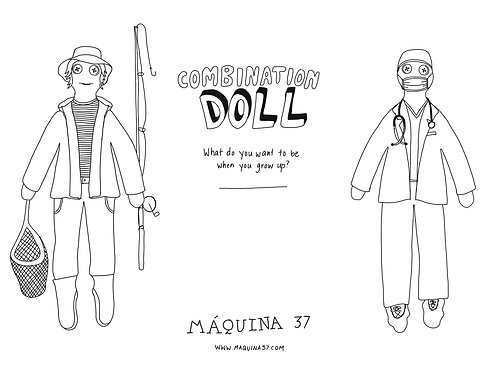 Combination Doll