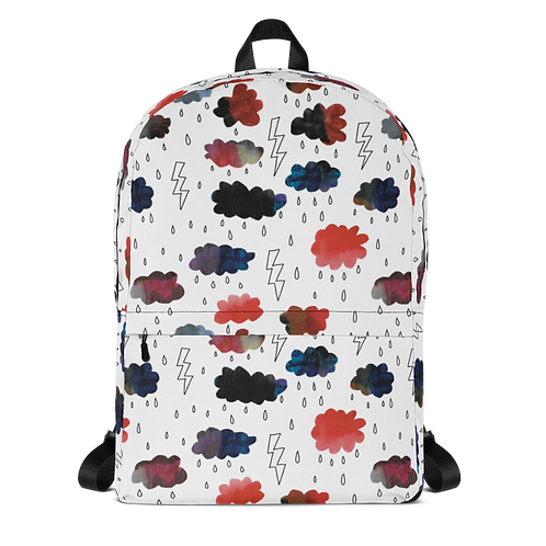 Stormy Day Backpack