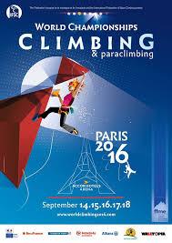 Championnat du monde d'escalade