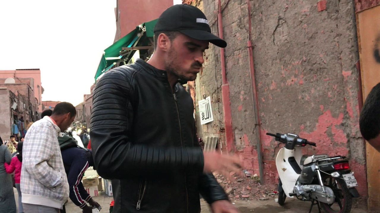 Marrakech Juan Food.mp4