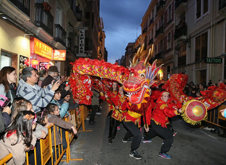 How to celebrate Chinese New Year in Valencia