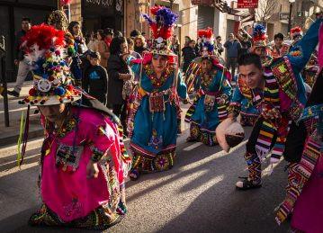 Celebrating Carnival in Valencia: 'Carnaval de Russafa'