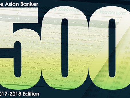 15 Vietnamese banks have recently been named in The Asian Bankers' AB500 ranking