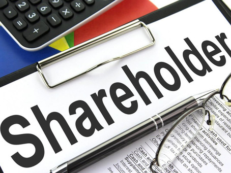 Would you have been able to properly define the ins and outs of a being a shareholder