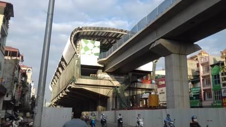 Metro de Hanoi - Vietnam