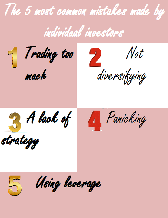 The 5 most common mistakes made by individual investors -  www.anhthomas.com