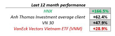 Why the VanEck Vietnam ETF is not a good option?