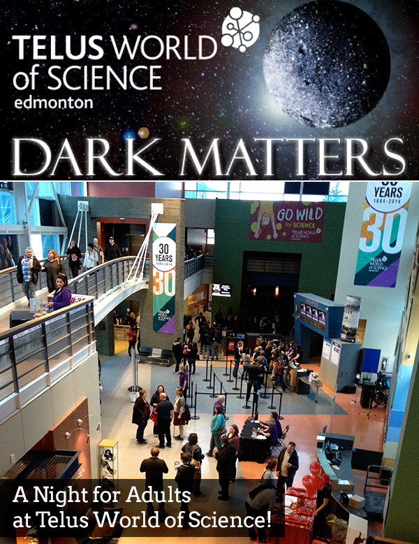 Dark Matters! A Gaming Event at TWOSE