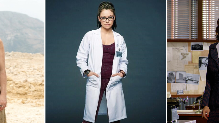 Top 3 Kick-Ass Girls on Television
