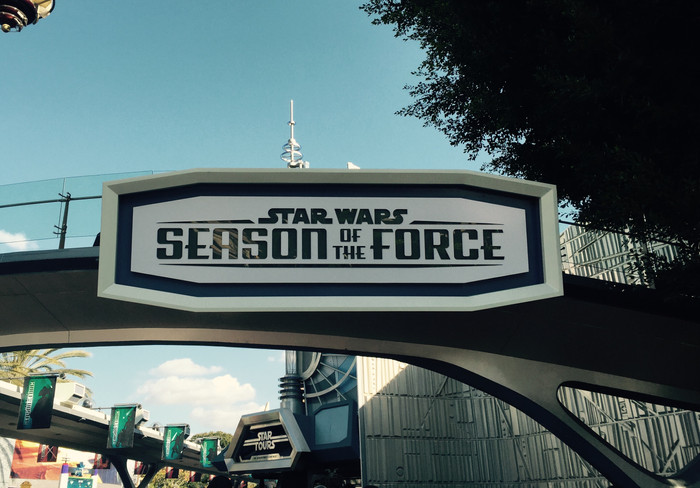 Three Reasons Why you Need to Attend Disneyland's Season of the Force