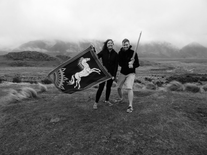 New Zealand: Truly Middle-earth (part 2 - South Island)