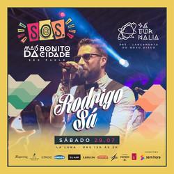 Rodrigo Sa Flyer Festa Label SOS Saturnalia