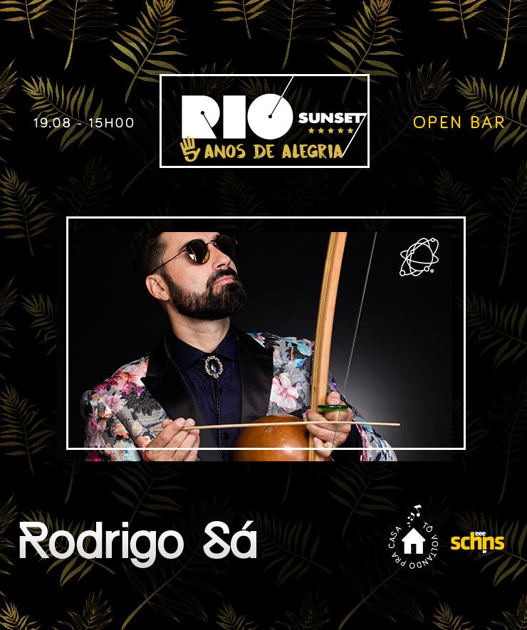Rodrigo Sa Rio Sunset