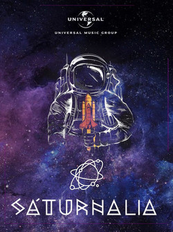 Saturnalia Universal Music Lift Off