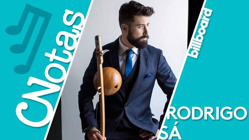 Rodrigo Sá na Billboard