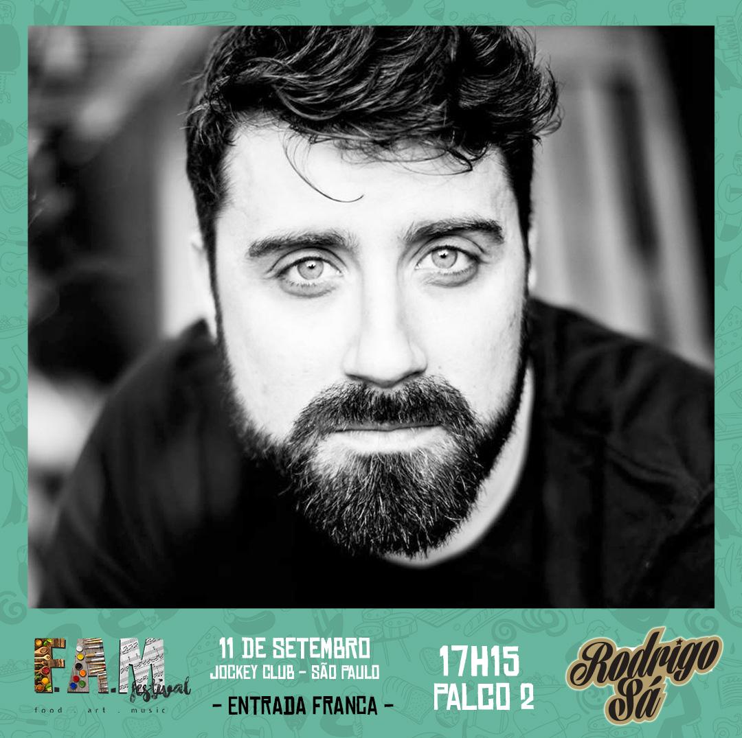 FAM Festival 2016 Rodrigo Sá