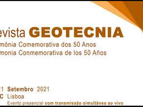 50º aniversario de la revista Geotecnia