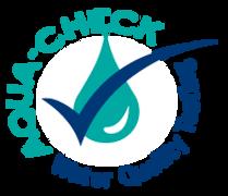 Aqua-check logo