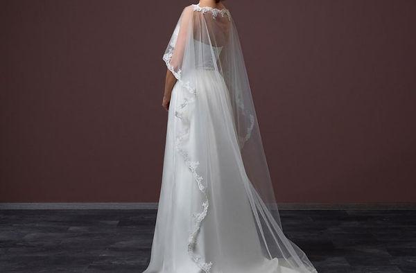 Wedding cape