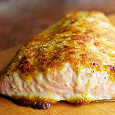 Salmon Fillet with mayo