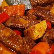 Beef Caldereta