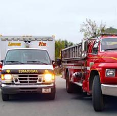 Fire & Medical Team Trucks