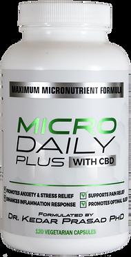 SUBSCRIPTION- Micro Daily Plus CBD