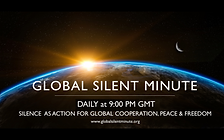 Global Silent Minute_Daily Practice_Sile