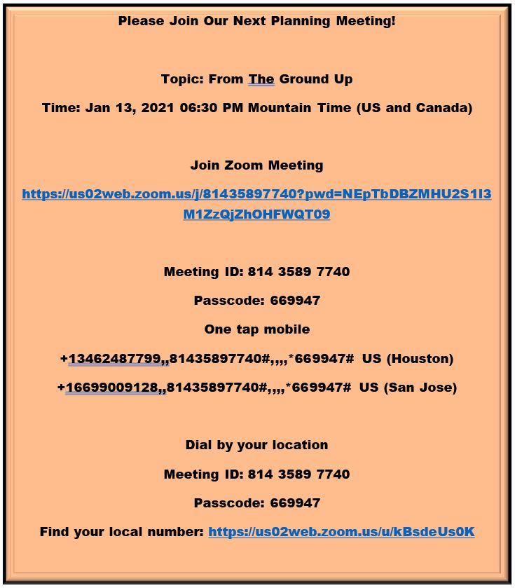 meeting 1-13