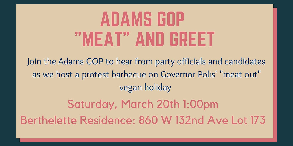 """""""Meat"""" and Greet"""