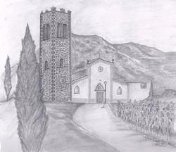 Fornoli Italy Church