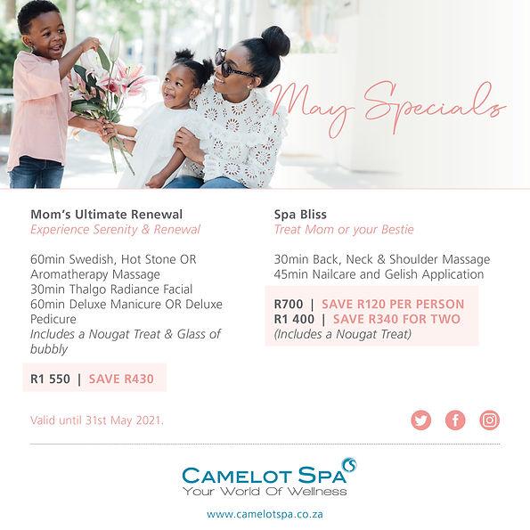 Camelot Spa May Specials 2021.jpg
