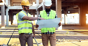 architect-consult-engineer-on-constructi