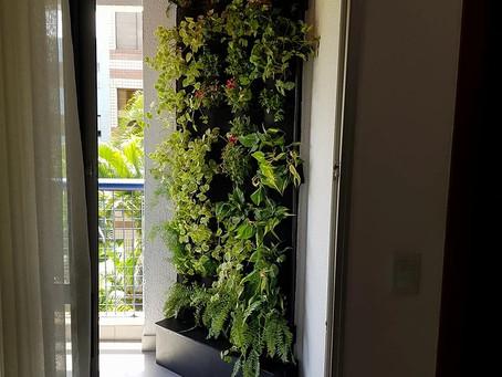 Projeto Varandas - Jardim em qualquer lugar