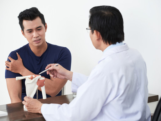 Dor no ombro (síndrome do manguito rotador), o que é?