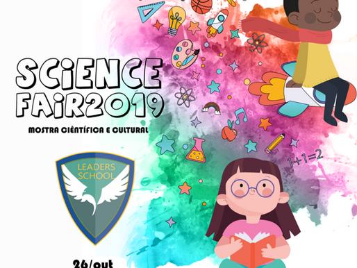Science Fair 2019 – Mostra Cientifica e Cultural