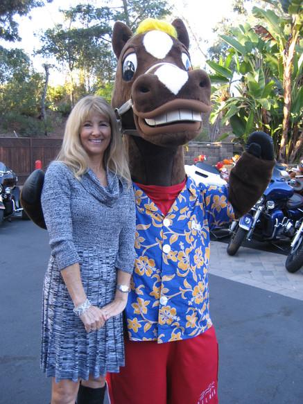 Sheryl and Pony Boy