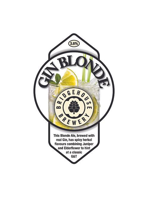 Gin Blonde 3.6% - BIB