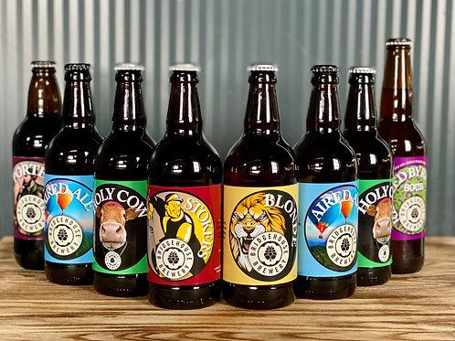 Mixed Case 8 Bottles