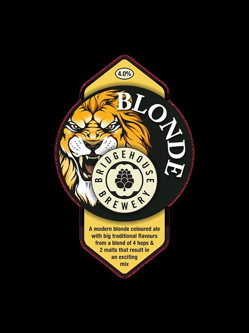Bridgehouse Blonde 4.0% - BIB