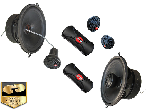 CDT Audio CL-51CV Component Set