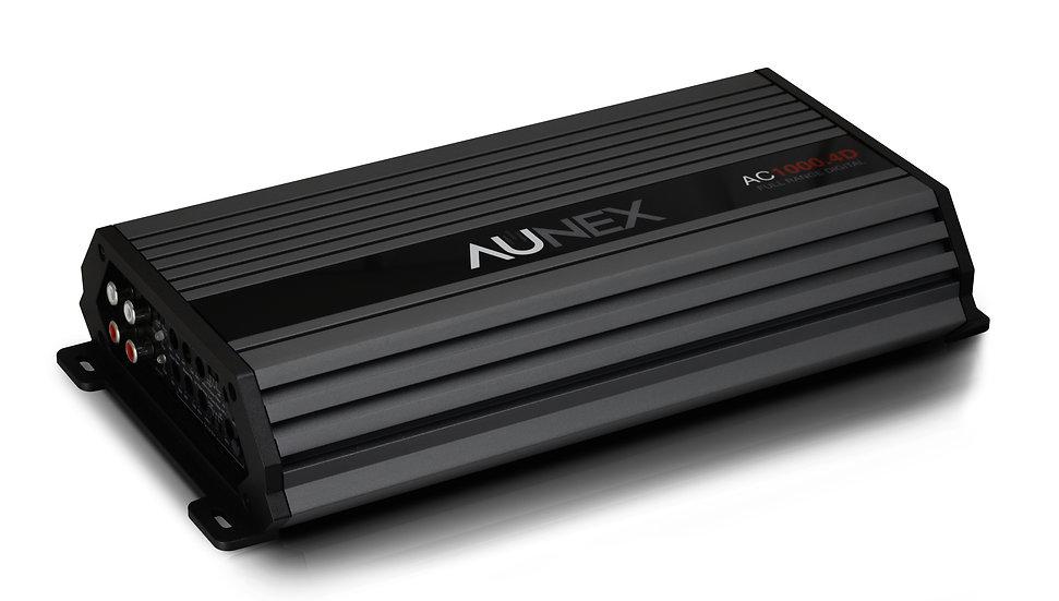 Aunex AC1000.4D Four Channel