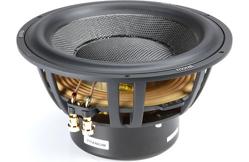Morel Ultimo TI 104 Subwoofer