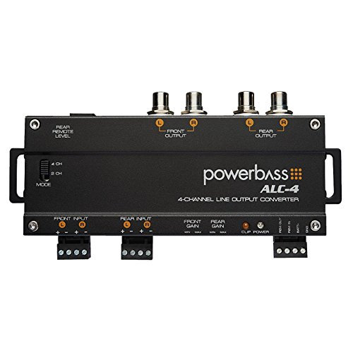 Powerbass ALC-4 Four Channel Line Out Converter